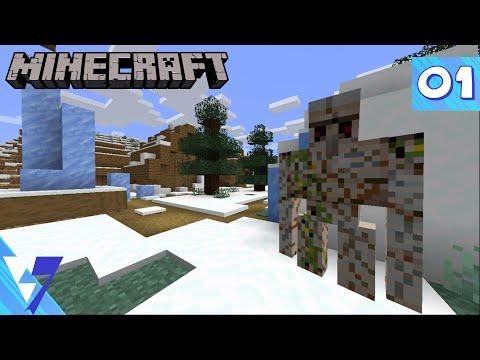 Hi world! plz don't hurt meh! | Minecraft (Part 1)
