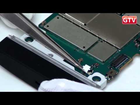 Sony Xperia U - как разобрать смартфон и его обзор