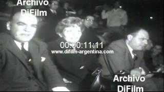 DiFilm - Boca Juniors vs Estudiantes de La Plata (1966)