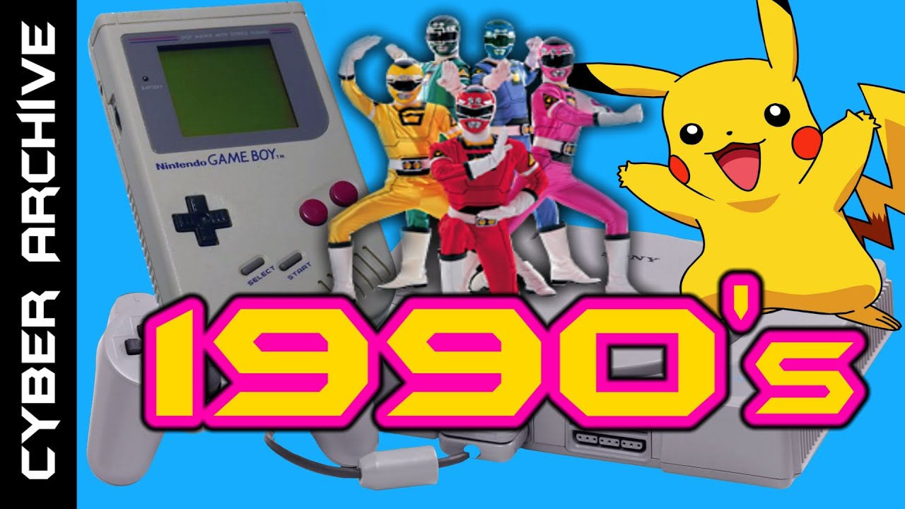 1990 S Toys : Most popular toys in the s youtube