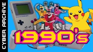 15 Most Popular Toys in the 1990's