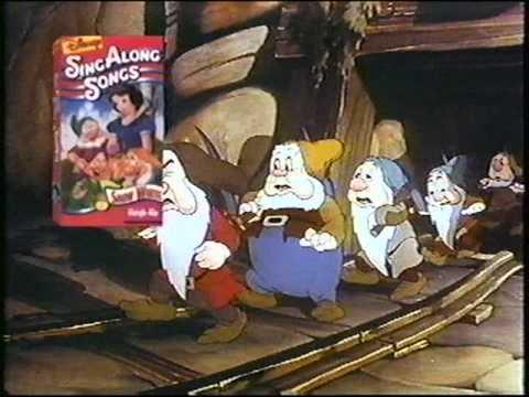 Closing to Disney's Sing-Along Songs: Circle of Life 1994 VHS