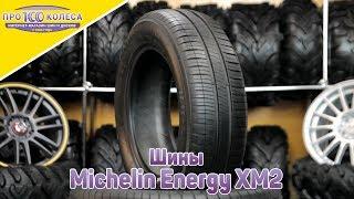 Обзор летних шин Michelin Energy XM2