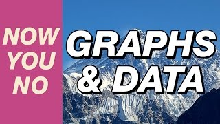 Now You No: Graphs & Data