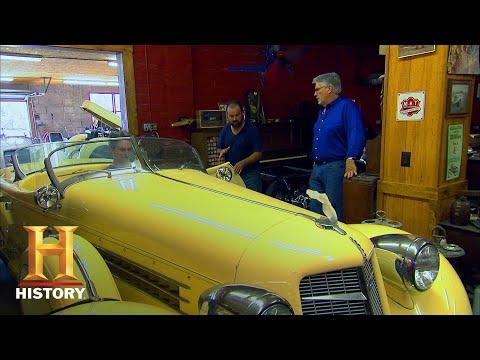 American Pickers: Secret Collection of Retro Cars (Season 10) | History