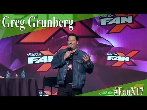 Greg Grunberg - Full Panel/Q&A - FanX 2017