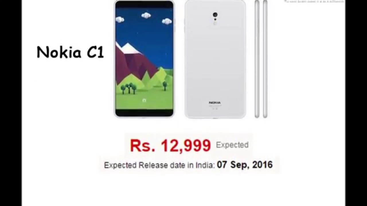 Phone Android Phones Price nokia c1 new android mobile and review price price