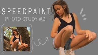 Speedpaint - Photo Study 2