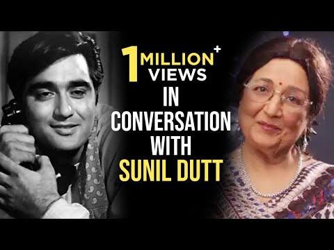 Sunil Dutt gets emotional talking about Nargis | Tabassum Talkies