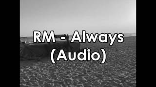 rap monster bts always audio