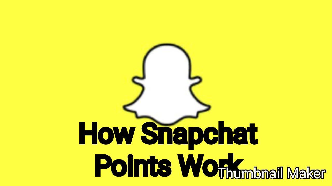 Snapchat Points