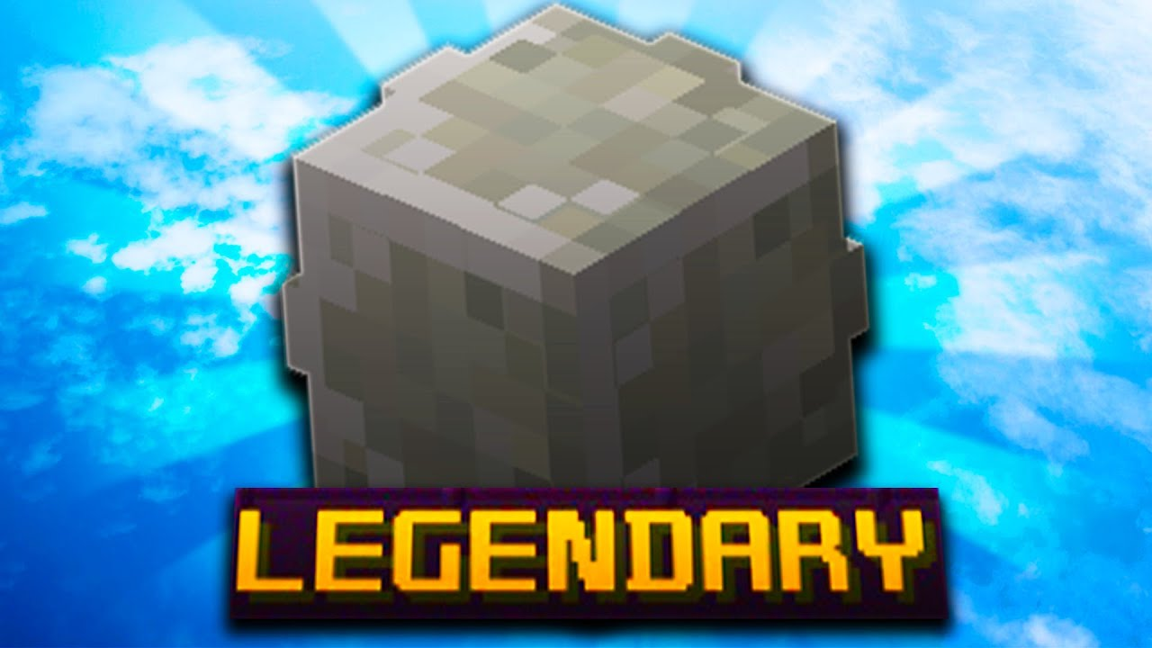 Fastest Way To Get Legendary Rock Pet Hypixel Skyblock Youtube