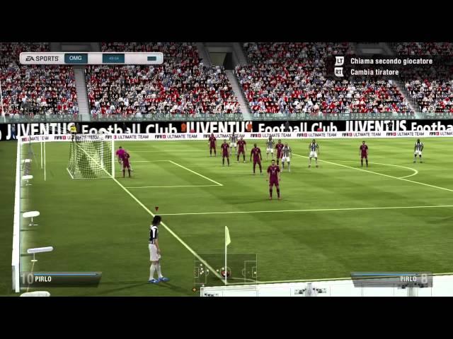 Finale Torneo FUT Melagoodo - Rohn vs Zamp