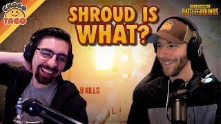 Remember That Time chocoTaco Said Shroud is Stupid? ft. Halifax - chocoTaco PUBG Duos Gameplay