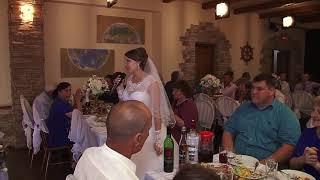 Стихи на свадьбе для мужа, родителей и крестной мамы!