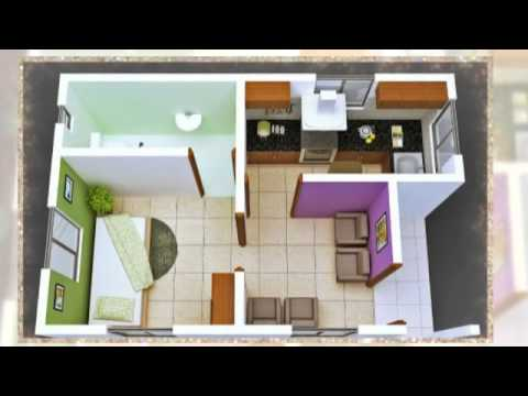 Simple House Floor Plans - Youtube