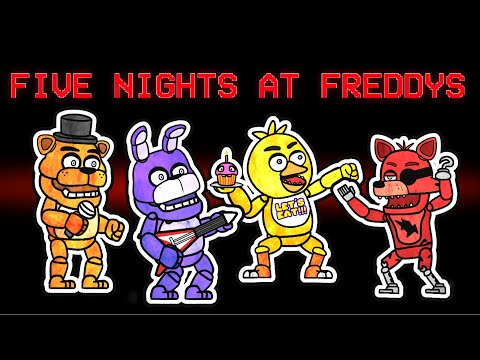 among us new Five Night at Freddy Roles (mods)