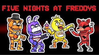 Download among us new Five Night at Freddy Roles (mods)