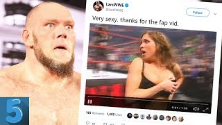 5 Social Media Posts That Got WWE Superstars In A Lot Of Trouble