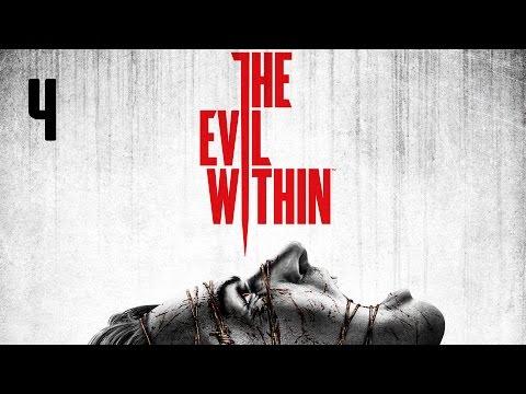 Прохождение The Evil Within — Часть 4: В когтях чудовищ