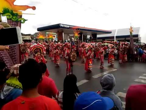 KAAMULAN2017 street Dancing BAUNGON BUKIDNON
