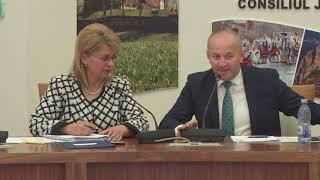 Sedinta extraordinara a Consiliului Judetean Maramures din 18.10.2018
