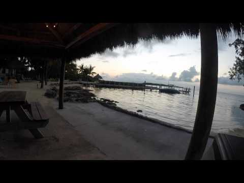 Sunset Time-Lapse @ Atlantic Bay Resort, Tavernier, Florida Keys !