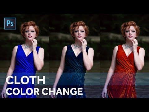 Change Colors I Photoshop 2019 Tutorial I Mr Design 1995 thumbnail