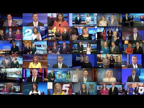 Sinclair's Synchronized Fake News Broadcast Goes Viral