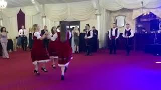 Dans Machedonesc by Oana Events - Nunta Cristina & Ionut 30.06.2018 - Curtea Regala Cra ...