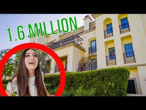 I'M GETTING A 1.6 MILLION DOLLAR CONDO!!