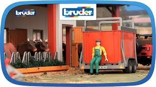 Bworld Landwirt -- 62610 -- Bruder Spielwaren