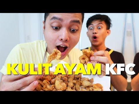RESEP SAHUR & BERBUKA PUASA - KULIT AYAM KFC