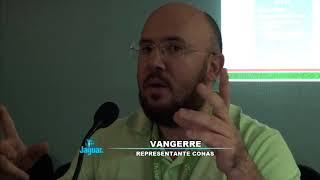 Vangerre Maia - discursarão da coleta seletiva e resíduos sólidos na Câmara de Quixeré