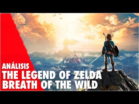 THE LEGEND OF ZELDA: BREATH OF THE WILD - Review - Análisis