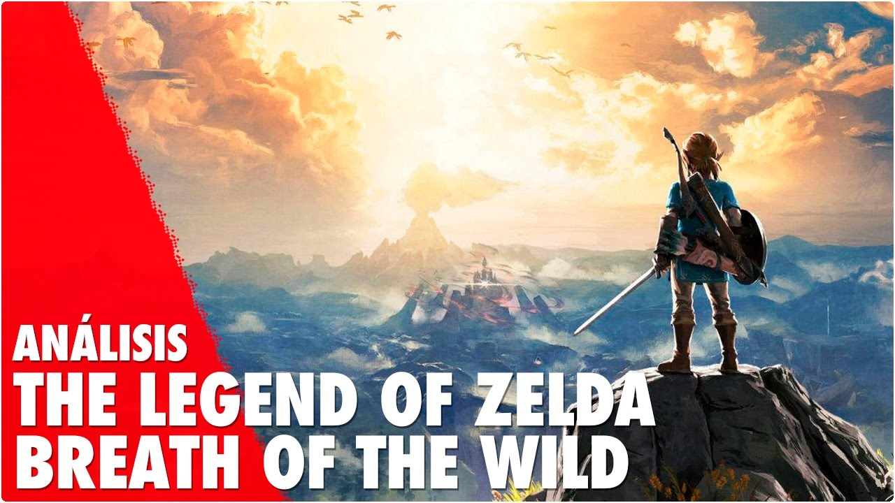 The Legend Of Zelda Breath Of The Wild  Review  Análisis  Youtube
