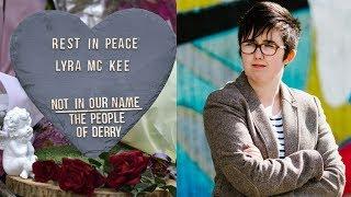 Northern Ireland police arrest 2 over killing of Lyra McKee