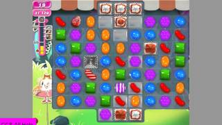 Candy Crush Saga level 970 No Boosters