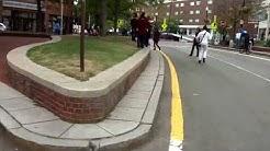 Harvard Univ. Band Invades Harvard Square