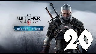 The Witcher 3: Hearts of Stone - Gameplay Walkthrough Part 20: Iris