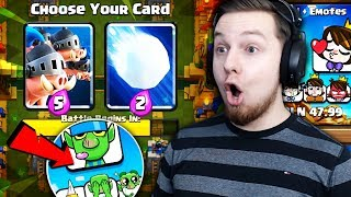 DWIE *NOWE* KARTY! ROYAL HOGS I GIANT SNOWBALL! | Clash Royale