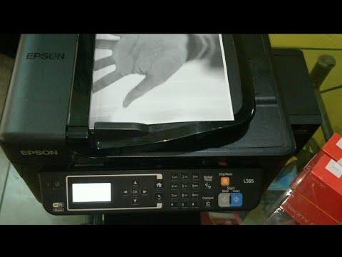 Epson L565 printer pros and cons (4K) | Hindi