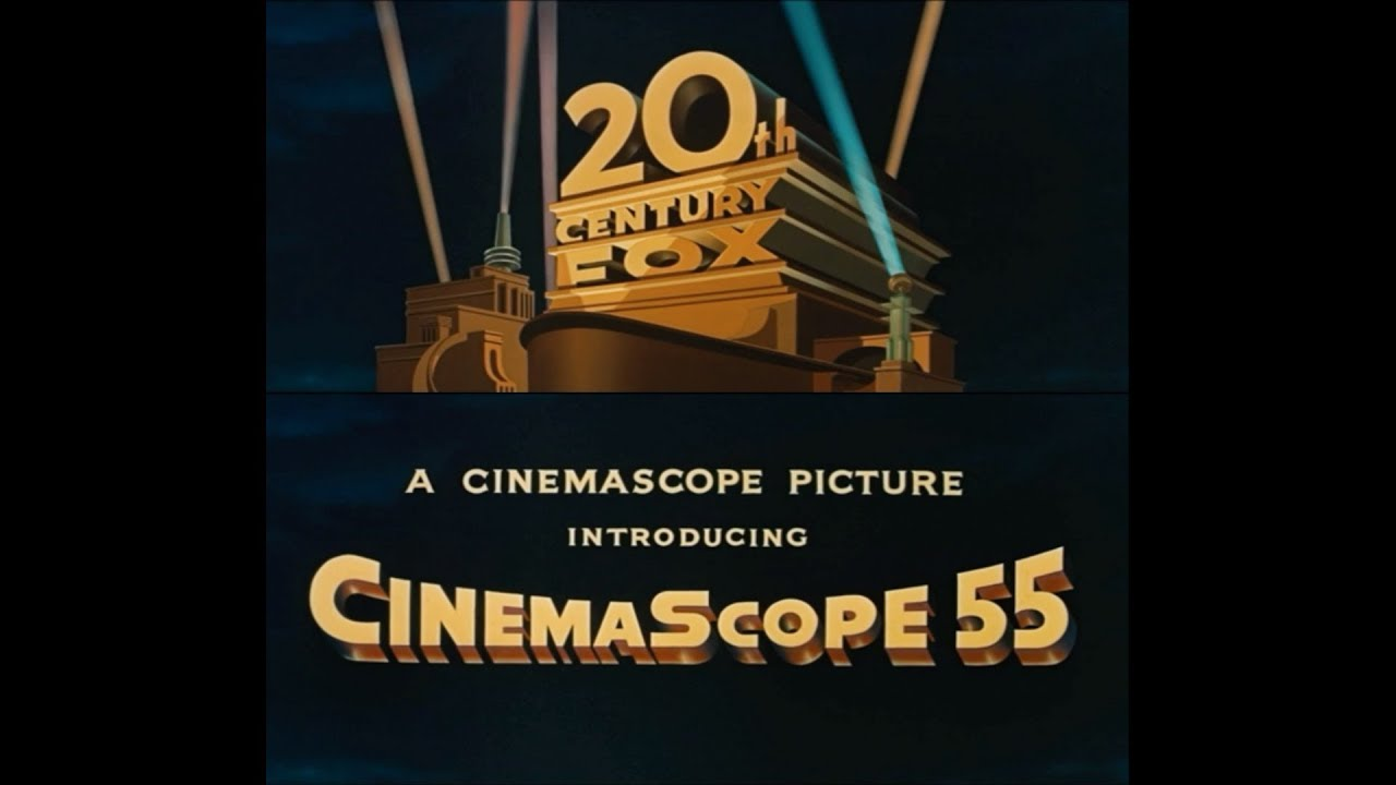 20th Century Fox  Cinemascope 55