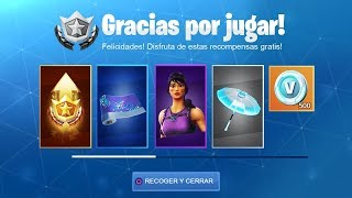12 presentes grátis no FORTNITE * SEASON 9 *!! 🎁 (Obrigado Epic Games!)
