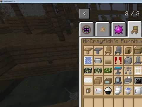 Crazy Modded Minecraft W/ Dowload Links 1.7.10