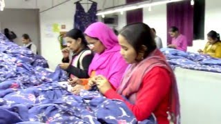 High End Garment Factory Backed By Ethical Manufacturing