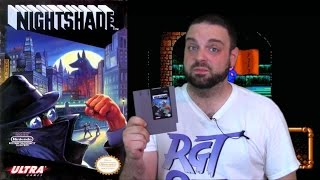 Nightshade Review for NES - The Most Underrated NES Game | RGT 85