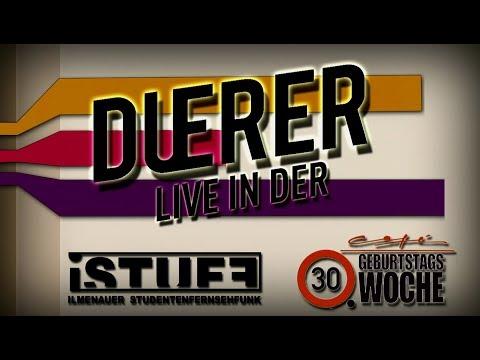 Livekonzert | Duerer Live im bc-Studentencafé