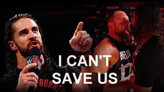 Dean Ambrose/Seth Rollins • I can't save us