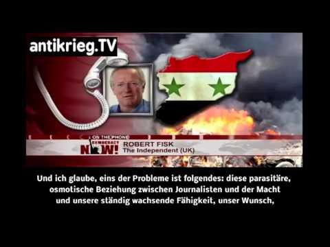 Die tatsächliche Situation in Syrien( ARD/ ZDF/ WDR/ RTL/ SAT1 & Co. Lügen!)